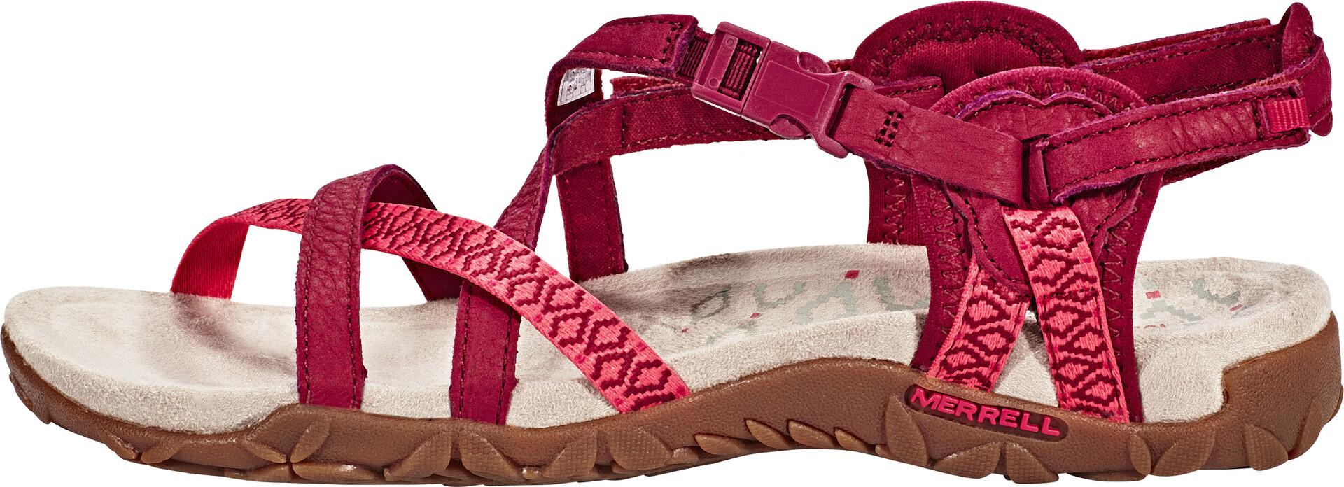 Merrell Terran Lattice II Schuhe Damen fuchsia